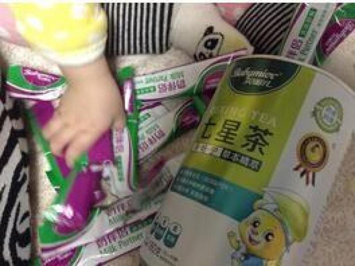 贝蜜儿(Babymier)七星茶颗粒小儿婴儿婴幼儿童宝宝清火开胃清清宝开奶茶奶伴侣 七星茶两罐装 晒单图