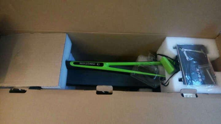 乐行天下(InMotion)L6 电动滑板车 智能代步车 可折叠便携电动车(黑绿色) 晒单图