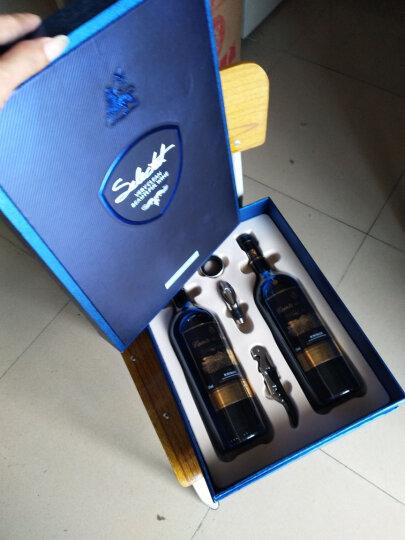 法国进口红酒 美丽丛林(LE BOIS JOLI)干红葡萄酒 整箱装 750ml*6瓶 晒单图