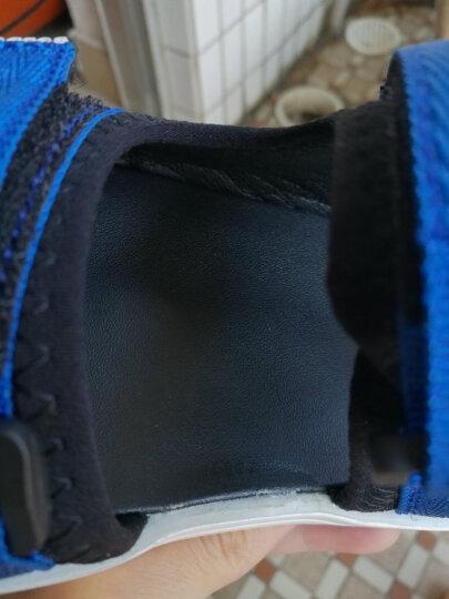 巴布豆童鞋男童凉鞋2017夏季新款儿童凉鞋男中大童沙滩鞋女 9113红色 30码/内长19.0cm 晒单图