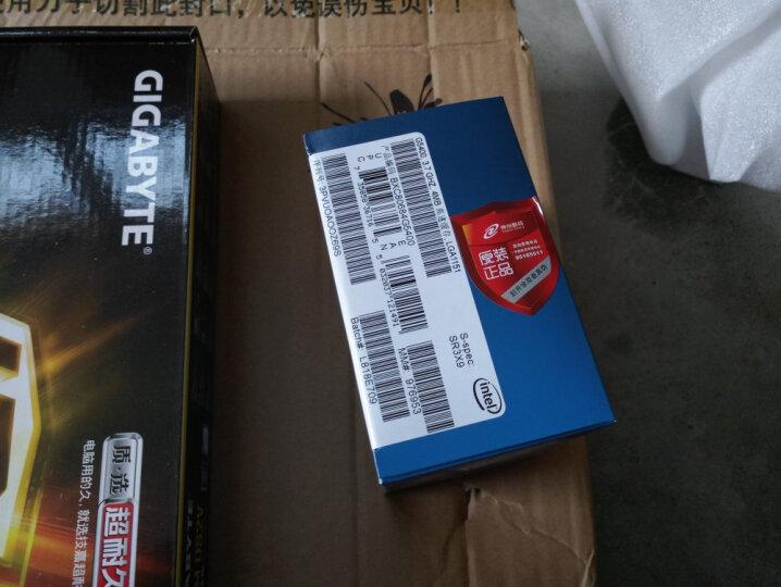 英特尔(Intel) G5400 奔腾双核 盒装CPU处理器+技嘉H310M-DS2V主板U套装 晒单图