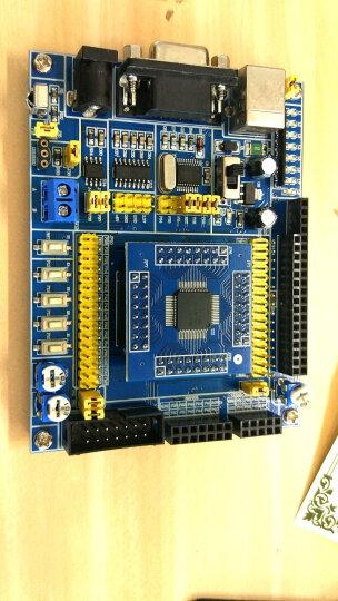 德飞莱MSP430开发板/MSP430F149系统板/USB线下载/送核心板PCB 杜邦线 晒单图