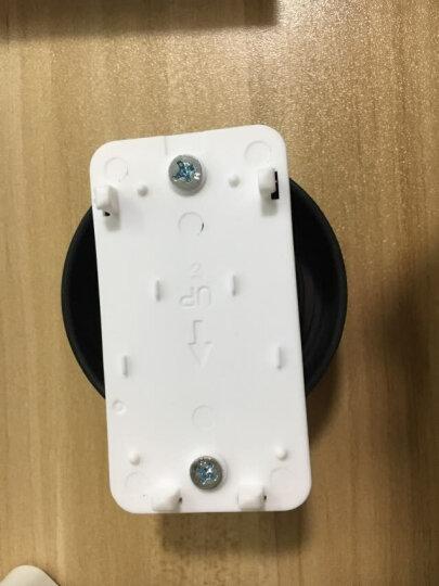 领普门铃 无线家用自发电不用电池远距离别墅智能叮咚门铃呼叫器 G4 一拖一门铃套装 晒单图