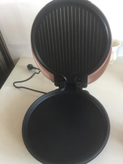 苏泊尔(SUPOR)电饼铛家用 双面加热 煎饼铛煎烤机烙饼锅JJ30A835-130感温火红点 晒单图