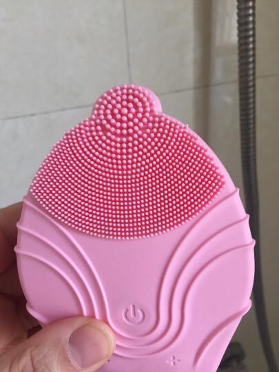 金稻(KINGDOM)KD-308超声波充电洁面仪毛孔清洁器硅胶按摩洗脸仪 晒单图