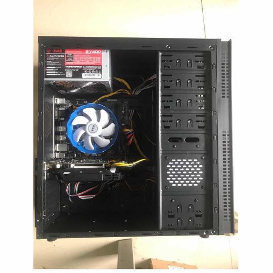 武极 i3 7100升8100/120G 办公娱乐家用台式电脑主机DIY组装机 【120G选项】 晒单图