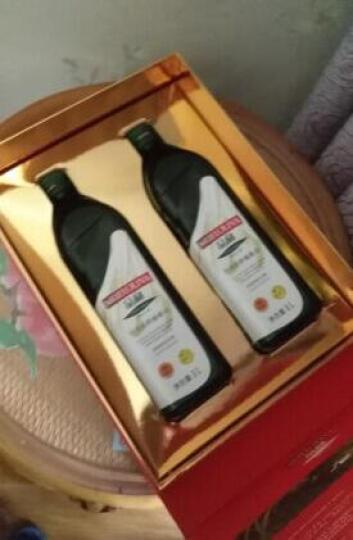 西班牙进口 品利 (MUELOLIVA)特级初榨橄榄油礼盒 1L*2瓶 中秋送礼盒 晒单图