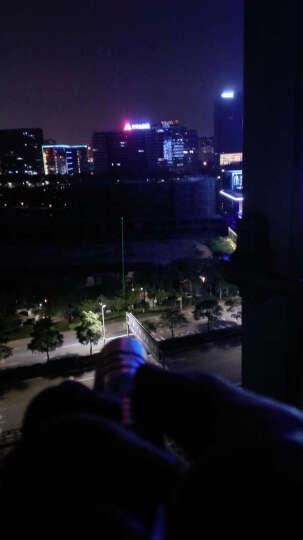 狂火KUANGHUO 红外线绿光远射激光手电筒 导游天文教学指星笔 沙盘售楼笔工程指示灯 蓝杆绿光(2电1充套装) 晒单图