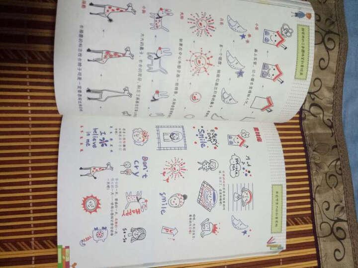超实用的三色圆珠笔创意绘画(全彩) 晒单图