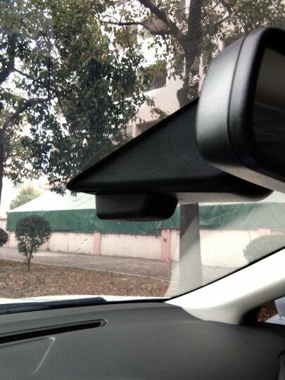 靓知渝V306专车专用隐藏式行车记录仪1080P高清夜视广角WIFI前后双镜头一体机 雪佛兰新科鲁兹掀背赛欧迈锐宝创酷景程乐风RV 双镜头+包安装+送32G卡 晒单图