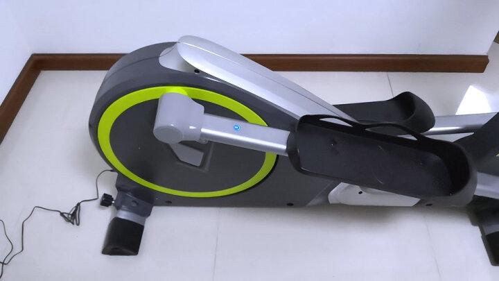 美国汉臣HARISON 智能椭圆机 家用静音电磁控 椭圆仪太空漫步机 运动健身器材 天使之翼DISCOVER E3 晒单图