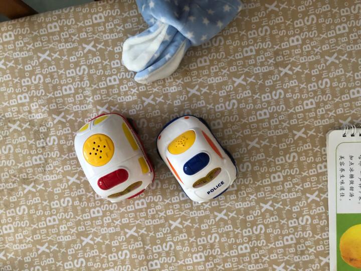 铭塔(MING TA)迷你惯性小汽车 儿童玩具回力 早教益智玩具工程车 晒单图