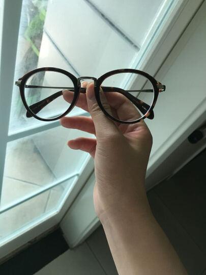 JEEP 吉普时尚太阳镜夹片圆脸偏光镜片近视镜夹片男女通用眼镜 JSA2045-L8夜视 夜视夹片-(偏光日夜可用) 晒单图
