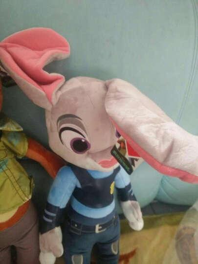 疯狂动物城公仔毛绒玩具朱迪兔子尼克狐狸玩偶七夕节