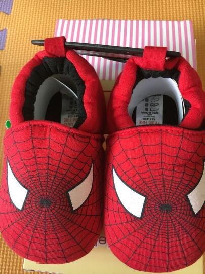 德乐宝(delebao) 德乐宝婴儿鞋0-1岁学步鞋棉布软底宝宝不掉鞋婴儿童鞋 星星 11码数 晒单图