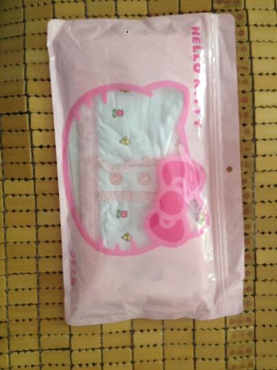 Hello Kitty儿童内衣 女大童胸衣 凯蒂猫学生背心吊带发育期少女文胸薄 白色-003 A80/建议上胸围78-82cm 晒单图
