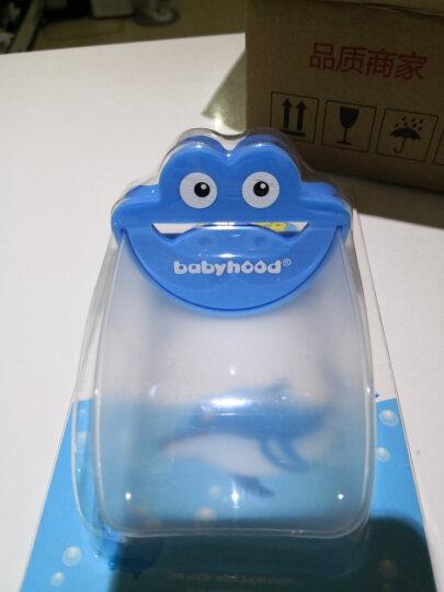 世纪宝贝(babyhood) 水龙头延伸器儿童宝宝洗手器导水槽延长器引水器加长槽洗手神器 BH709浅蓝色 晒单图