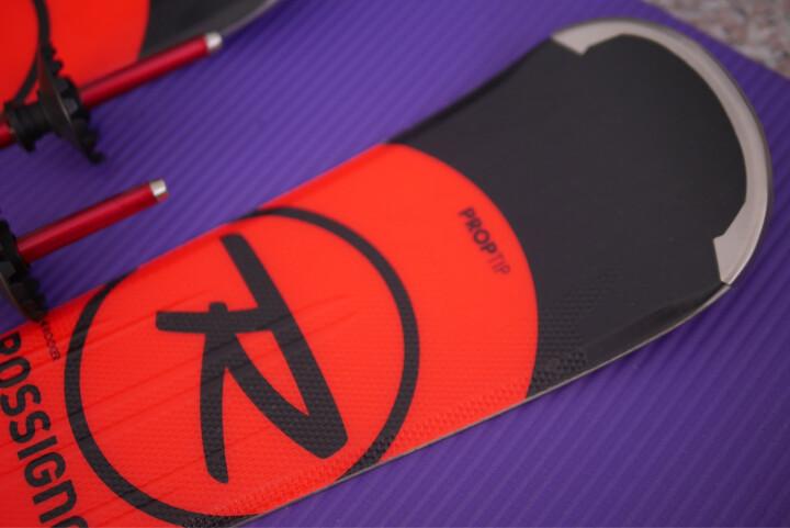 ROSSIGNOL 法国金鸡初中级滑雪板双板套装男女通用雪季新款 单买板 晒单图