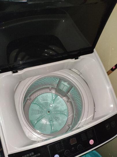 长虹红太阳 XQB56-588T 带风干功能 5.6公斤全自动波轮洗衣机家用迷你小型洗衣机 灰色 晒单图