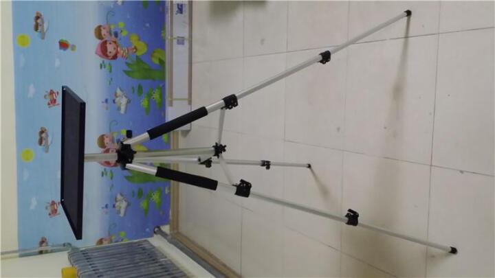 迪美瑞 投影机支架 投影仪支架 三脚架支架 投影支架 移动托盘支架 吊架投影仪落地支架 微型投影机桌面支架 晒单图