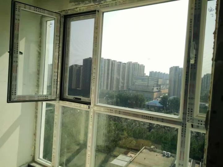 北京忠旺断桥铝门窗封阳台封露台钢化玻璃阳光房阳铝合金隔音门窗隔热断桥铝断桥铝平开上悬推拉窗 70系列(全包价,10平米送3扇) 晒单图