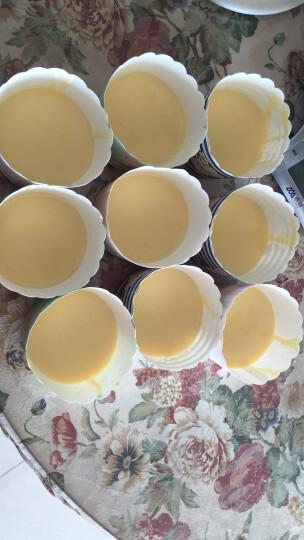 杰凯诺 Jekero 烘焙工具食品级大号硅胶刮刀+刮板2件套 奶油面团切板烘培工具套装 晒单图