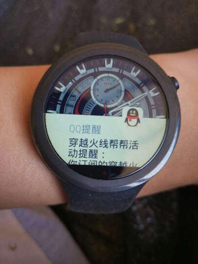 摩托罗拉 新一代 Moto 360智能手表 (42毫米高规格不锈钢 Horween真皮 玫瑰金时尚经典女款)Moto 360二代 晒单图