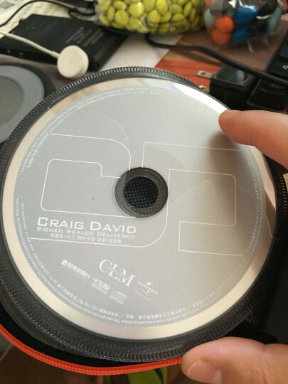 克雷格·大卫:限时专送新歌+自选集(CD) 晒单图