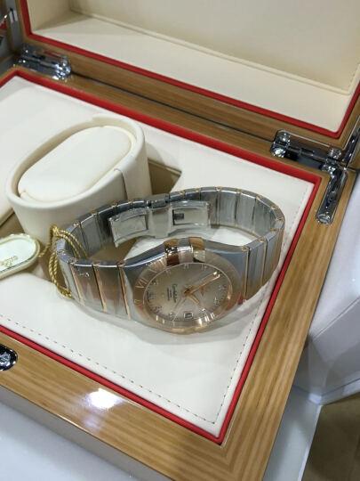 欧米茄(OMEGA)星座系列机械男表123.20.38.21.52.001瑞表手表 晒单图