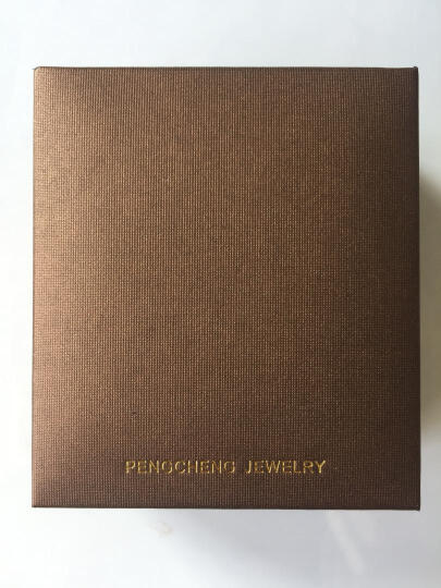 鹏城珠宝黄金Au750肖邦链18K金项链锁骨链简约百搭男女18k金白肖邦链彩金玫瑰金链 18k金黄色 45cm加粗款 约1.8mm约2.6g 晒单图