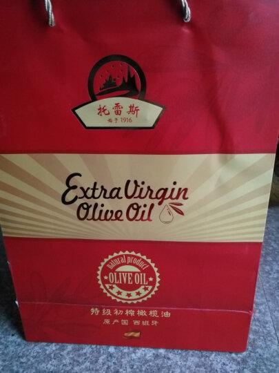 托雷斯西班牙原装进口特级初榨橄榄油食用油 750ml*12瓶 晒单图