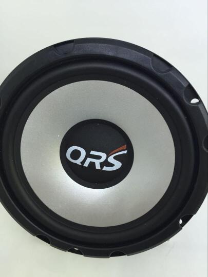 车载汽车喇叭意大利QRS AS165套装喇叭汽车喇叭6.5寸高音喇叭全频中低音喇叭促销 AS165+AC165 6喇叭组合 晒单图