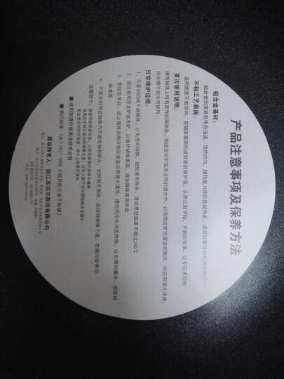 苏泊尔不粘炒锅32CM 燃气煤气电磁炉通用NC32F4 晒单图