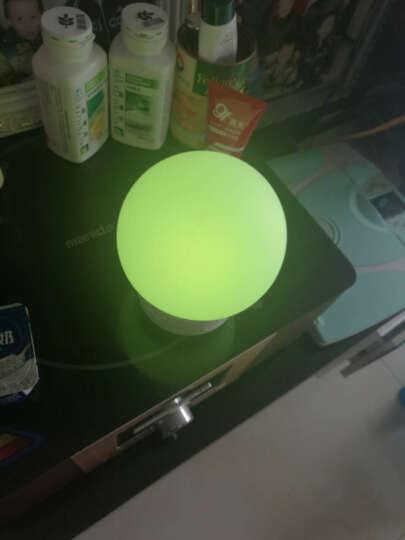 智能台灯取色音乐灯 蓝牙音响护眼触感小夜灯免提通话氛围照明灯 晒单图
