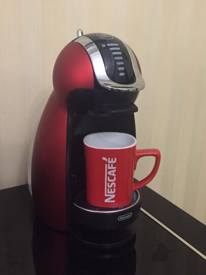 雀巢多趣酷思(Nescafe Dolce Gusto)胶囊咖啡机 家用 办公室 全自动 升级款 9771.RM-Genio 红色 晒单图