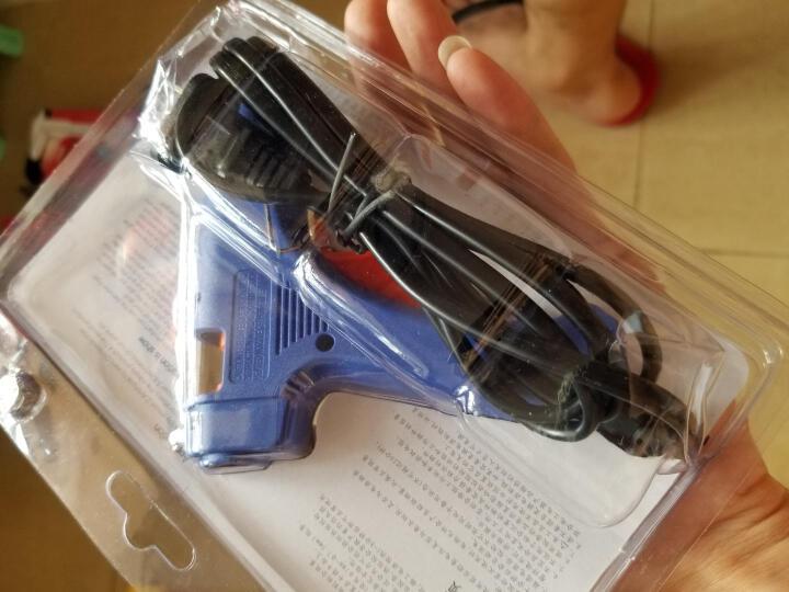 开拓(EXPLOIT)热熔胶枪家用打胶枪20W-150W多功能恒温电热胶枪080601 150W套餐40根胶棒 晒单图