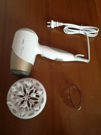 飞利浦(PHILIPS)电吹风机 HP8203 家用大功率恒温负离子冷热风护发电吹风筒 晒单图