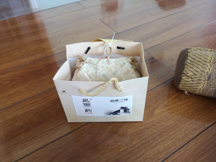 高马二溪湖南安化黑茶优质千两茶花卷茶百两茶传世百两6.25斤 晒单图
