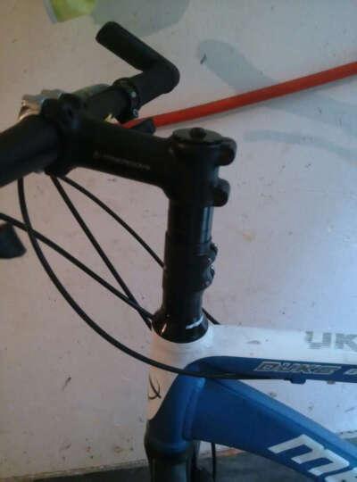 dex 自行车前叉垫圈增高彩色碗组山地车死飞5mm把立10垫片垫环28.6 10mm/阳极银 晒单图