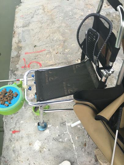 钓鱼椅折叠钓椅多功能钓鱼椅子 豪华版 晒单图