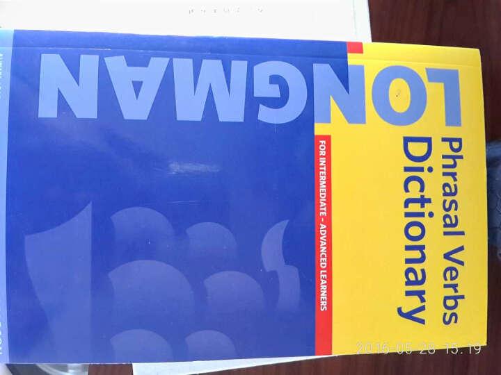 Longman Phrasal Verbs Dictionary (2nd Edition) (Phasal Verbs Dictionary)[朗文短语词典] 英文原版 晒单图