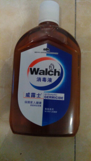 威露士(Walch)家用消毒液 1.6Lx2 家居衣物除菌液 晒单图