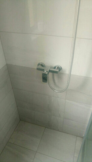 尊驰卫浴混水阀冷热水龙头 入墙式暗装淋浴浴缸水龙头 3004 晒单图