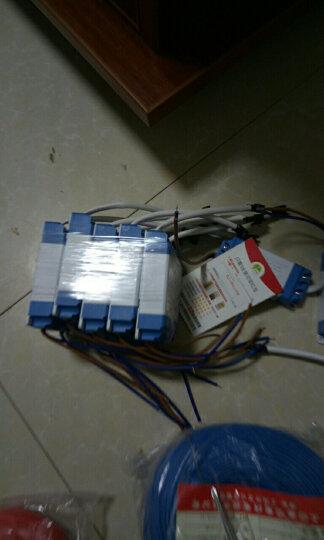 led驱动电源恒流吸顶外置变压器筒灯射灯3 5 7 12 18x1w驱动LED灯电子镇流器 蓝色品质款8-12W 晒单图