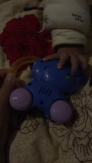 澳贝(AUBY) 儿童玩具 小象喇叭 摇铃婴幼儿童学爬玩具 463431DS六一儿童节礼物 晒单图