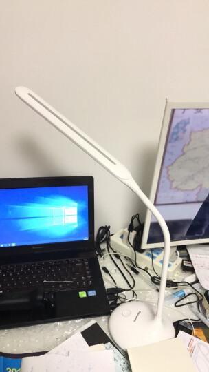 松下(panasonic)LED台灯学习学生儿童工作阅读台灯床头灯连续调光HHLT0220致馨系列 晒单图