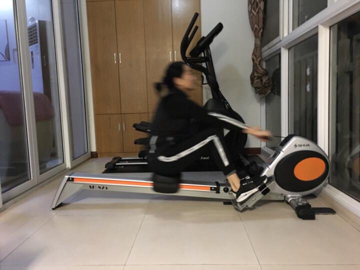 舒华划船机 家用静音划船器折叠 划船健身器材SH-825 晒单图