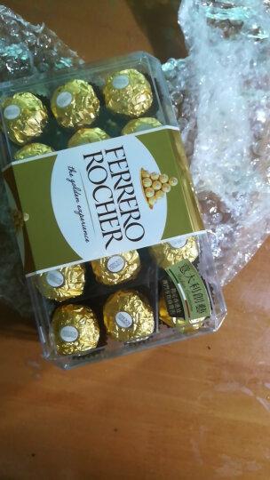进口费列罗(Ferrero Rocher)巧克力金莎榛仁糖果婚庆喜糖果年货节  节日送礼 健达奇趣蛋20g*24颗装男版 晒单图