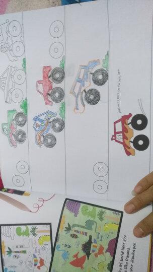 美乐(JoanMiro)步步学画 卡通人物 儿童学画画 JM09166 晒单图