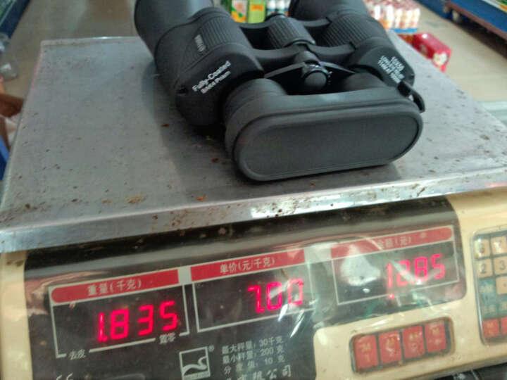 双筒高级望远镜高倍高清微光夜视大目便携式 wyj户外望眼镜观星晚上瞄准阻击成人非透视野战军迷真人CS 大目长出瞳10倍10x50 K4 送手机拍照夹 晒单图